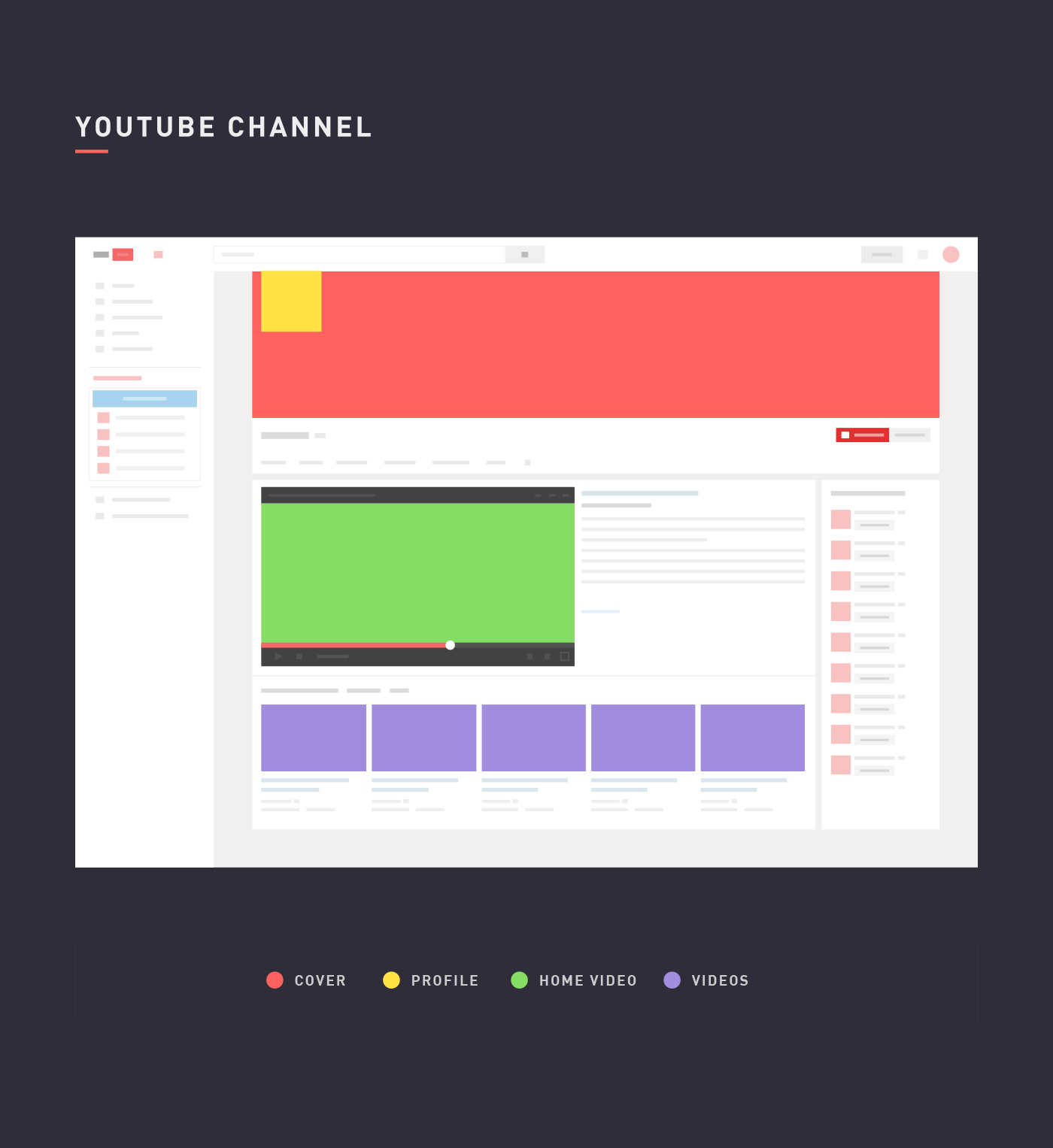 Free Youtube Channel Mockup