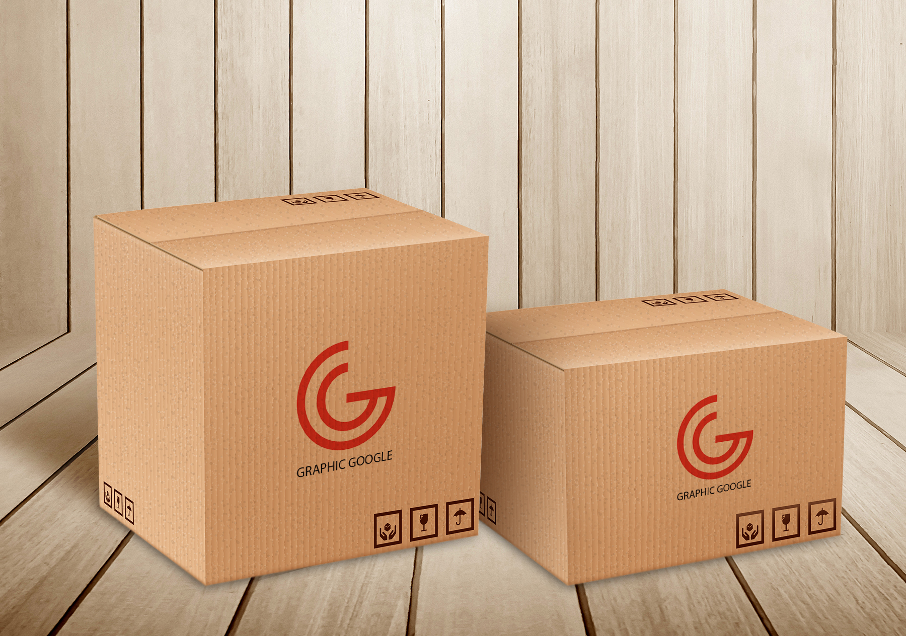 free carton delivery packaging box logo mockup graphic google tasty graphic designs collection. Black Bedroom Furniture Sets. Home Design Ideas