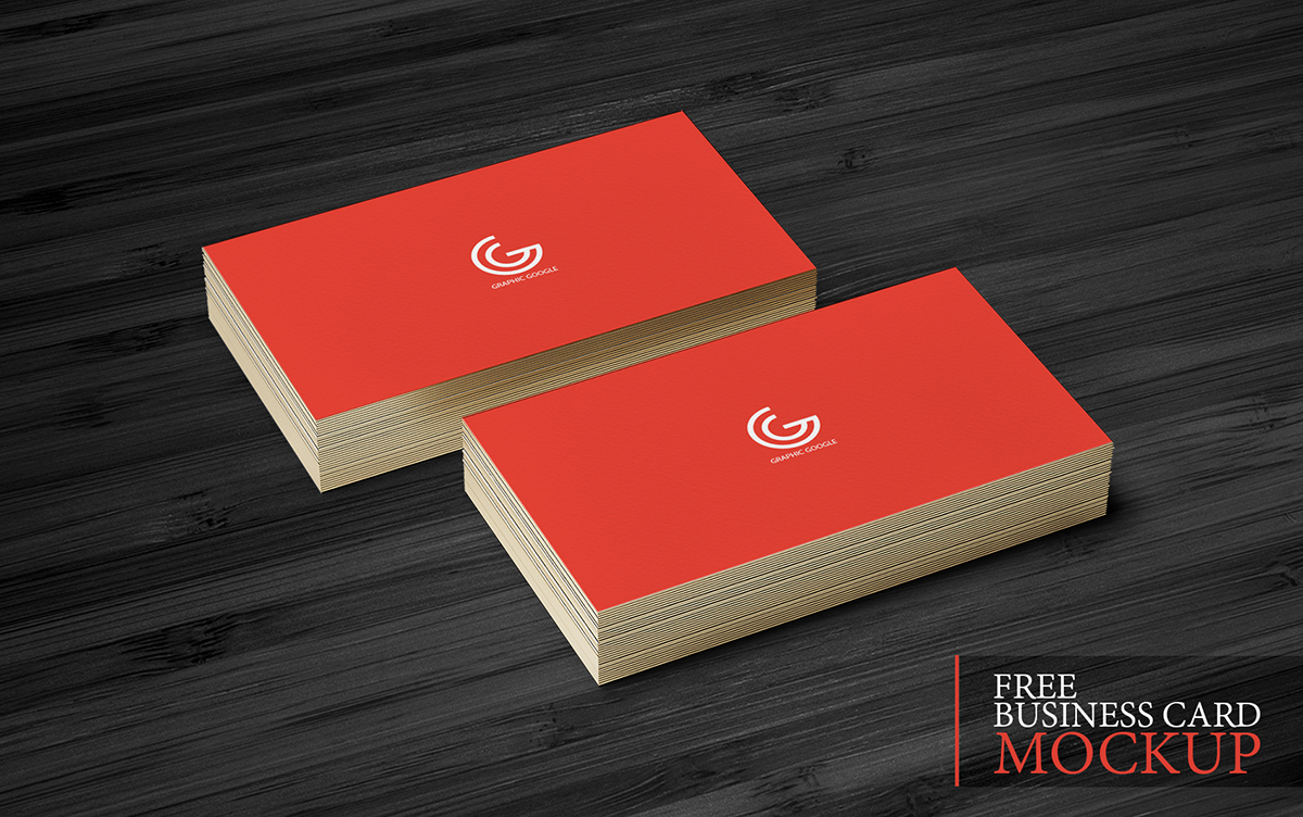 Free business card mockup graphic google tasty graphic for Business card images free