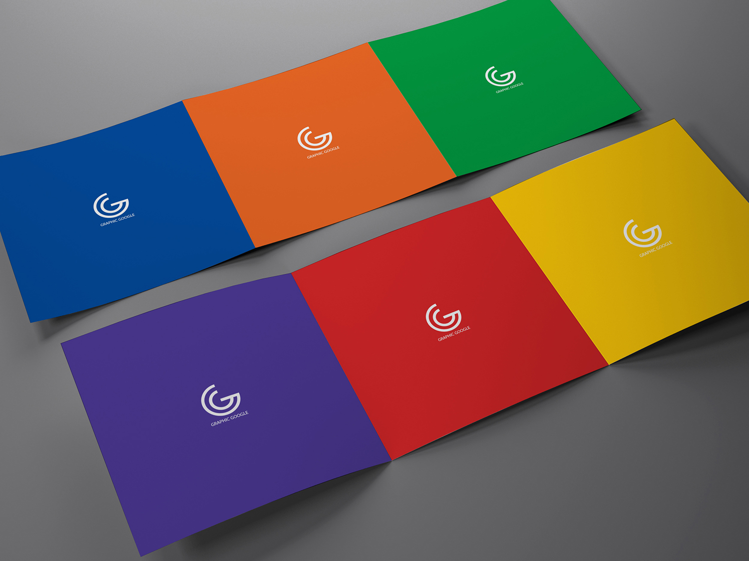 Free Tri-Fold Brochure Mockup - Graphic Google - Tasty Graphic ...