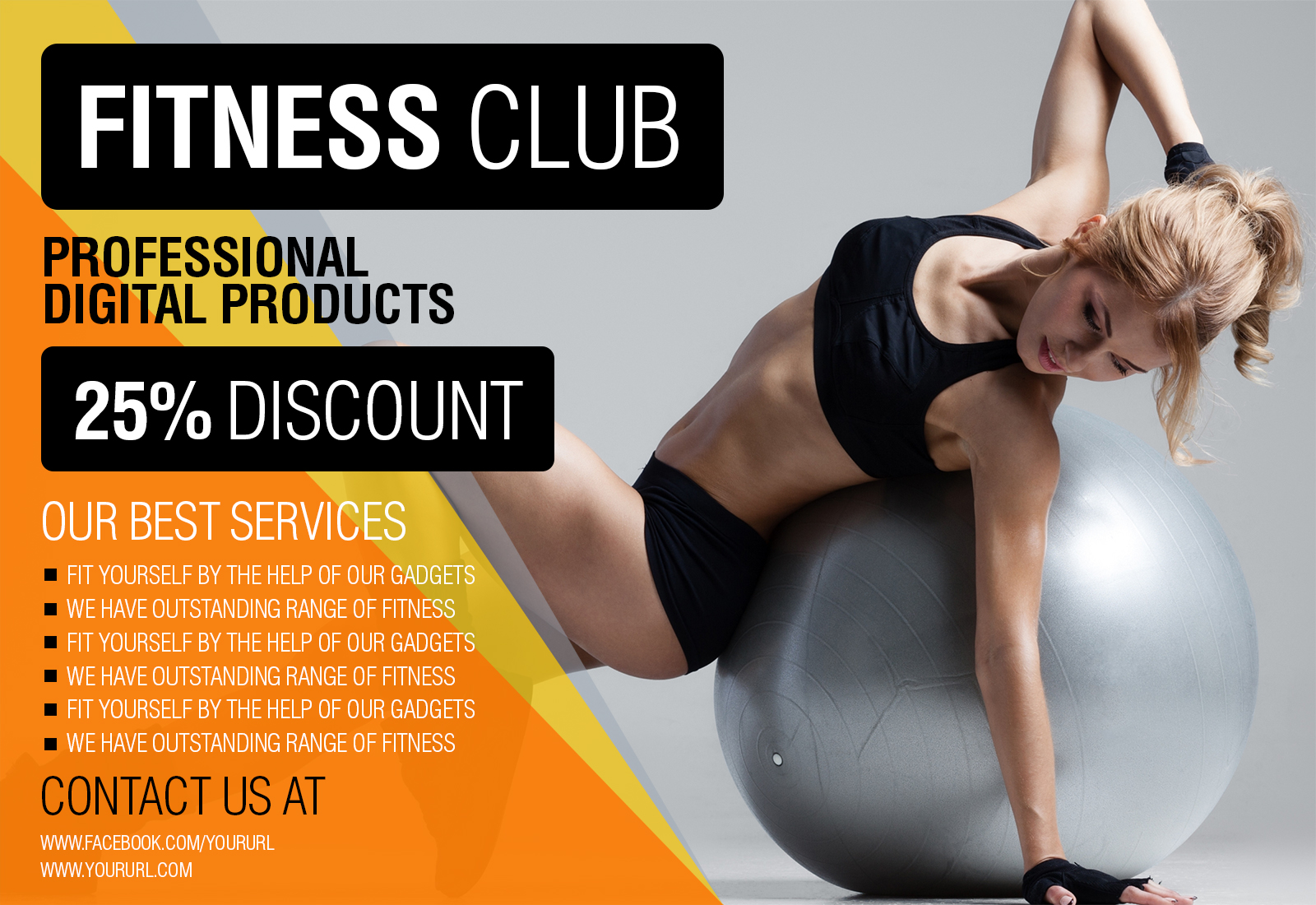 Free Fitness Flyer-3