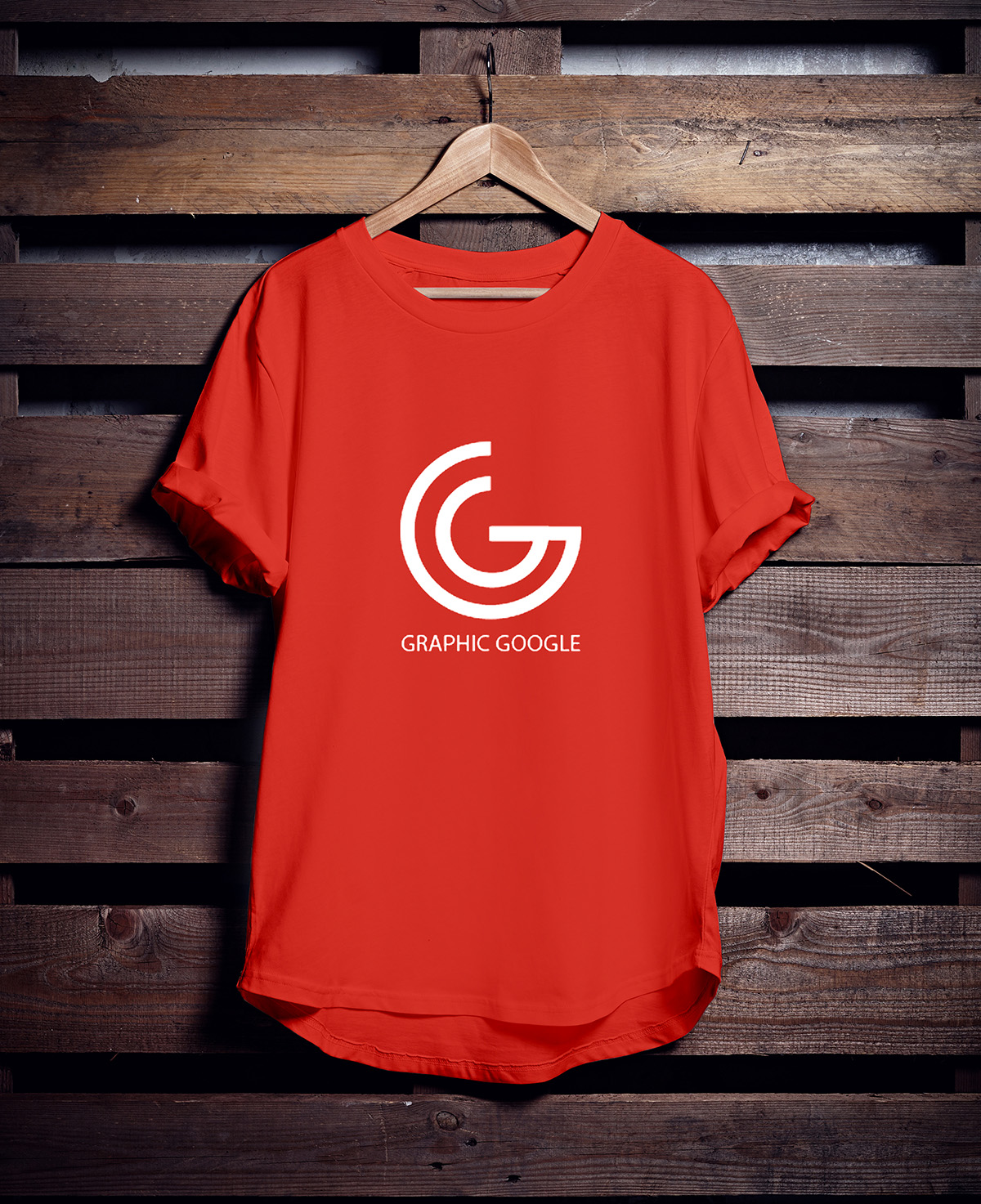 Free hanging t shirt mockup graphic google tasty for Free polo shirt mockup