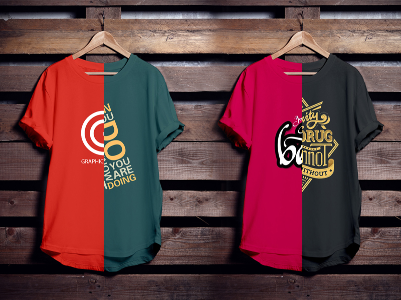 Free Hanging T Shirt Mockup Graphic Google Tasty Graphic