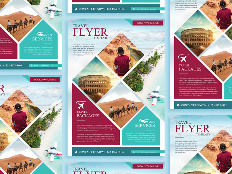 Free-Modern-Travelling-Flyer-Template