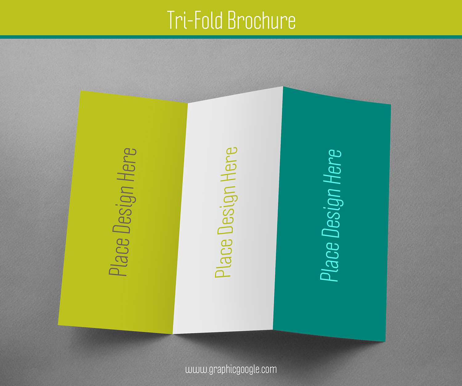 Free Tri-Fold Brochure Mockup For Graphic Designers-2