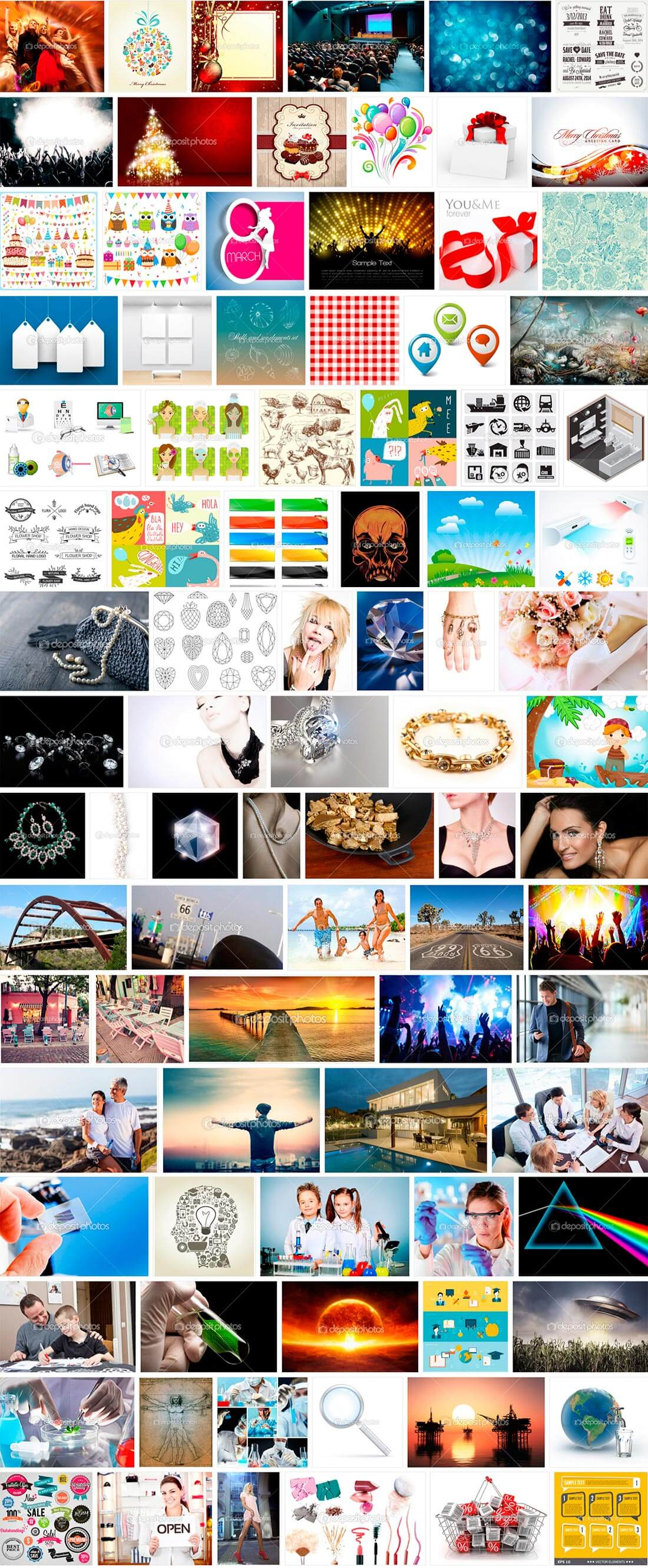 Massive Discount - 50 Million Designers Stock Photos in Just 99 Dollars - Preview