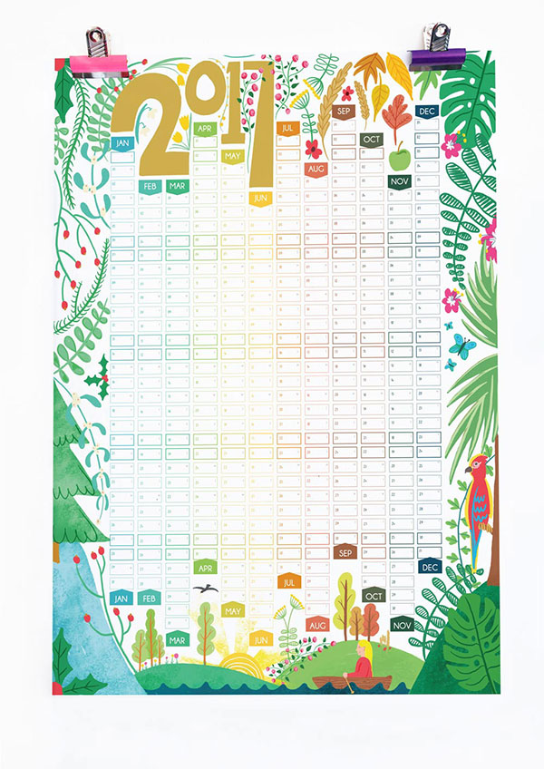 2017-illustrated-wall-planner-calendars-1
