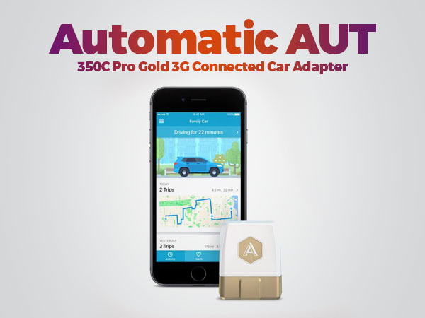 automatic-aut-350c-pro-gold-3g-connected-car-adapter