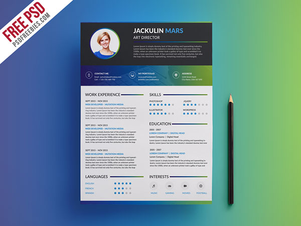 creative-resume-template-free-psd