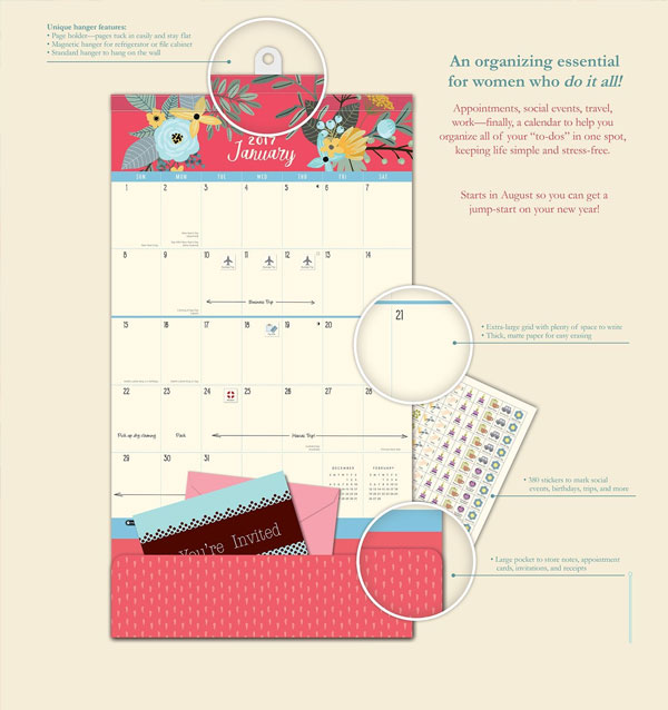 do-it-all-magnetic-wall-calendar-17-month-2017-secret-garden-2