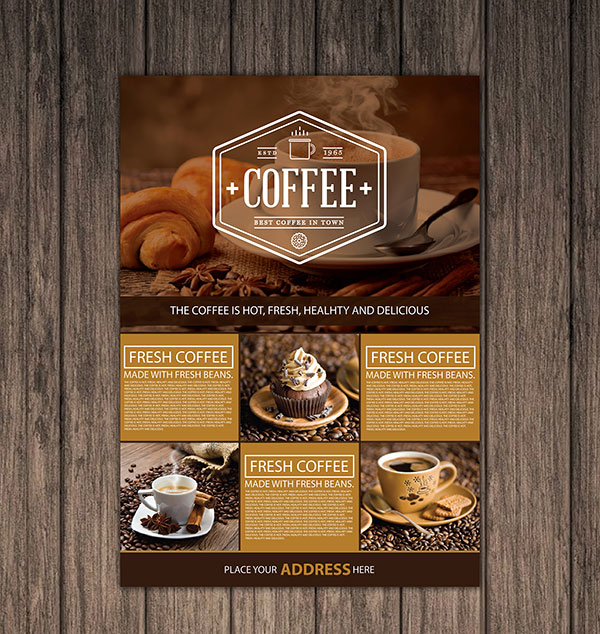 free-coffee-shop-a4-flyer