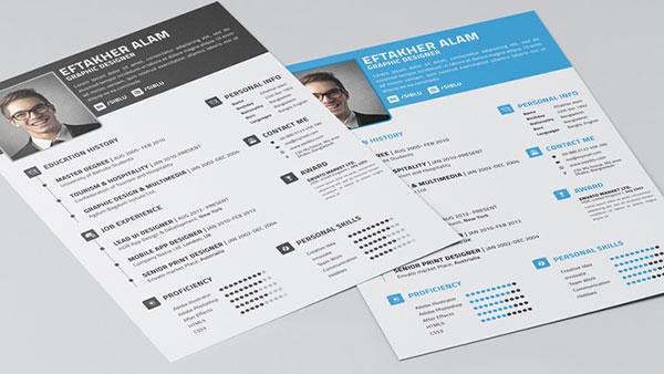 free-professional-resume-template