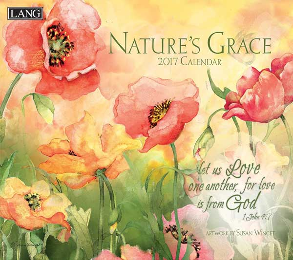 nature-grace-wall-calendar-2017