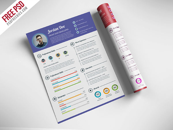 professional-resume-cv-template-free-psd