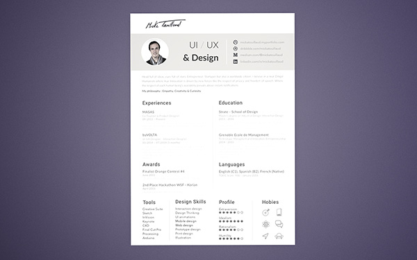 resume-template-for-ui-ux-designers