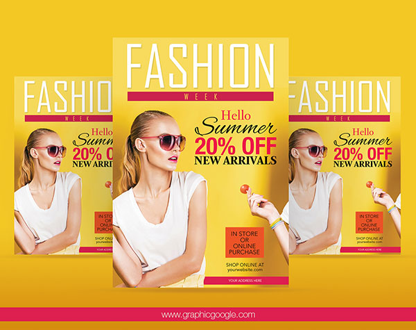 summer-fashion-flyer-template