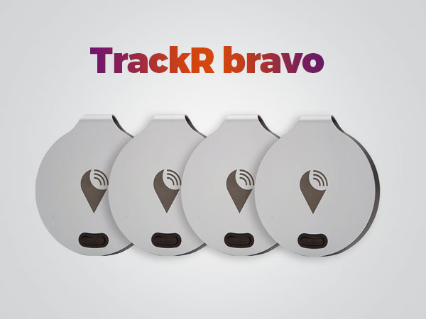 trackr-bravo-key-tracker-phone-finder-wallet-locator-generation-2-silver-4-pack