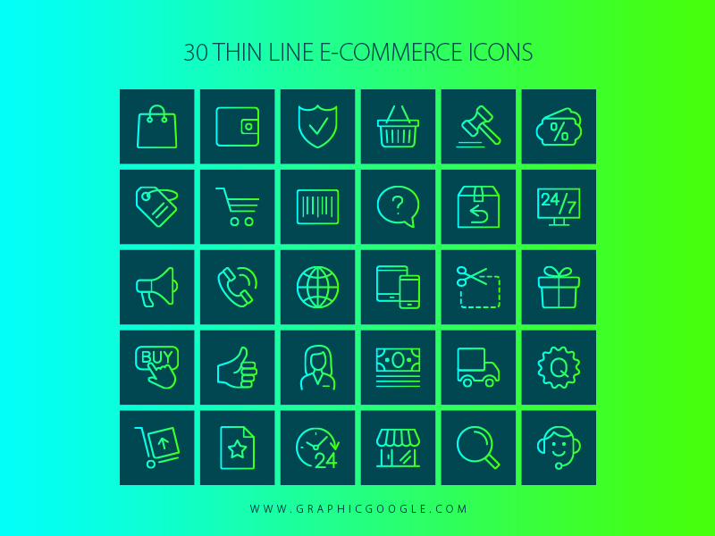 30-thin-line-e-commerce-icons-1