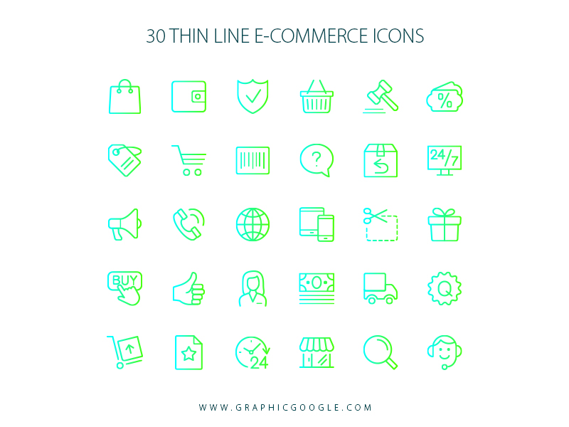 30-thin-line-e-commerce-icons-2