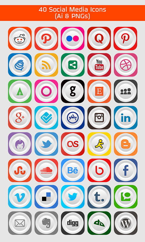 40-free-flat-social-media-icons-pngs-ai-file