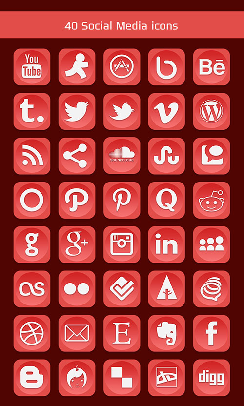 40-free-orangy-social-media-icons-pngs-psd-file