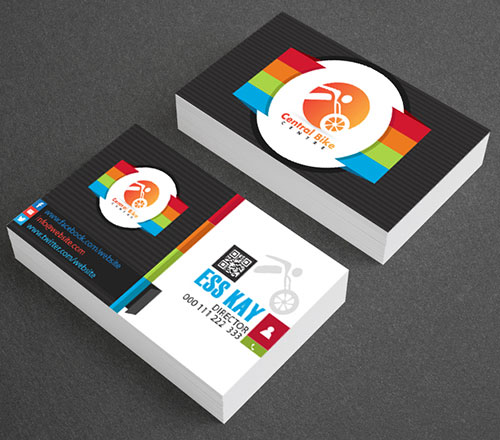free-biker-business-card-template-design