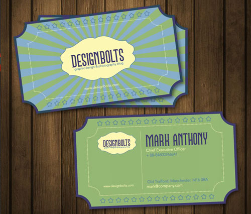 free-classic-business-card-template-design