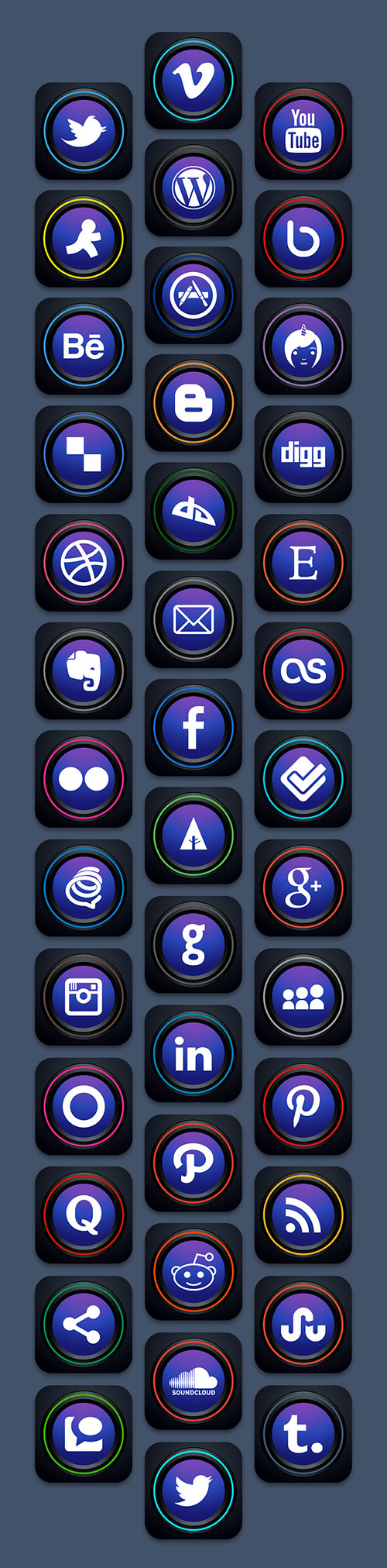 free-modern-stylish-social-media-icons-ai