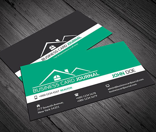 free-psd-real-estate-business-card-design-template