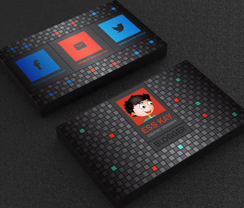 free-social-media-creative-business-card-template-design