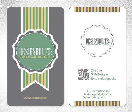 free-vintage-business-card-design-template