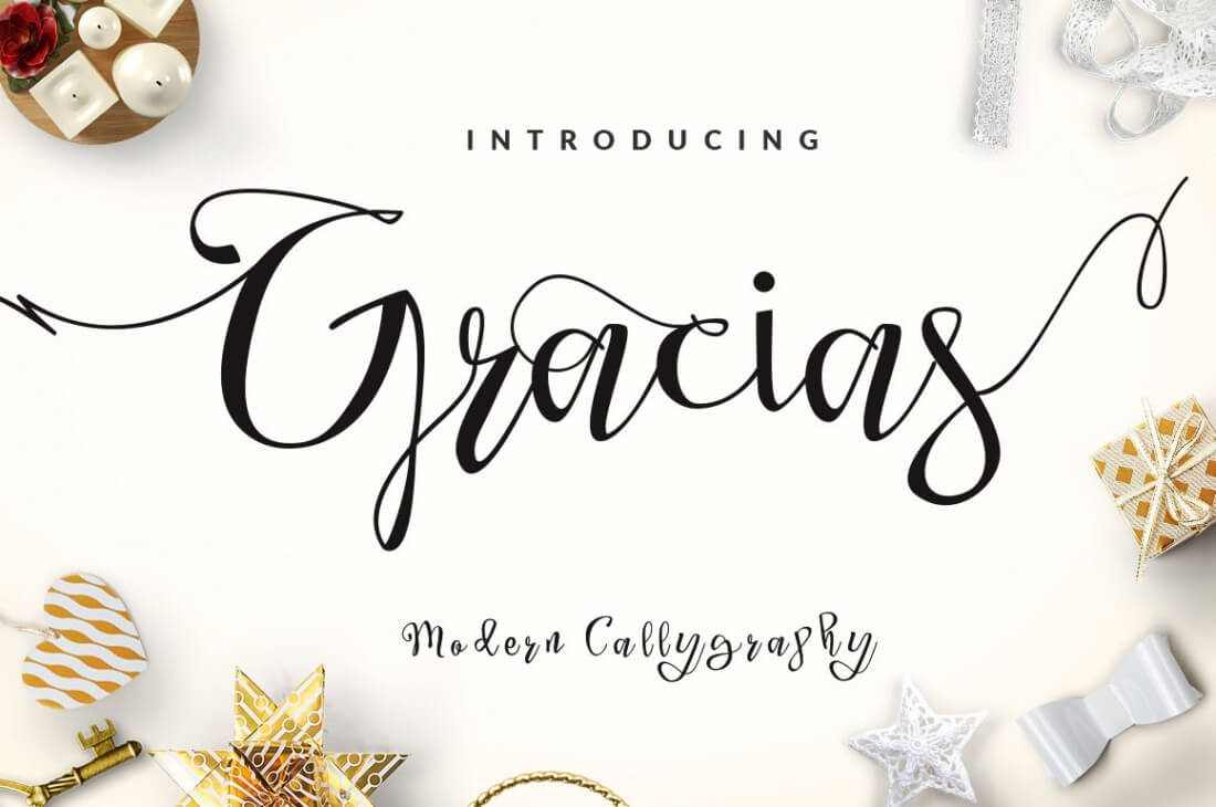 12 superb script calligraphy fonts for graphic artists 2017 Modern script font