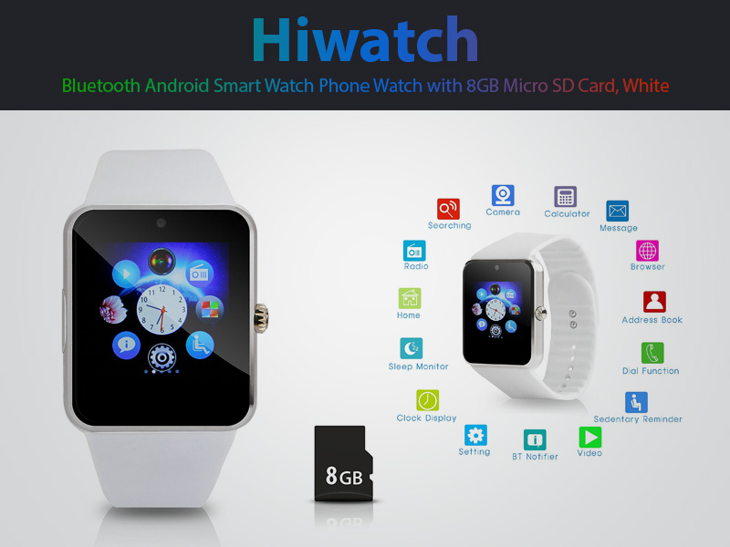 hiwatch-bluetooth-android-smart-watch-phone-watch-with-8gb-micro-sd-card-white