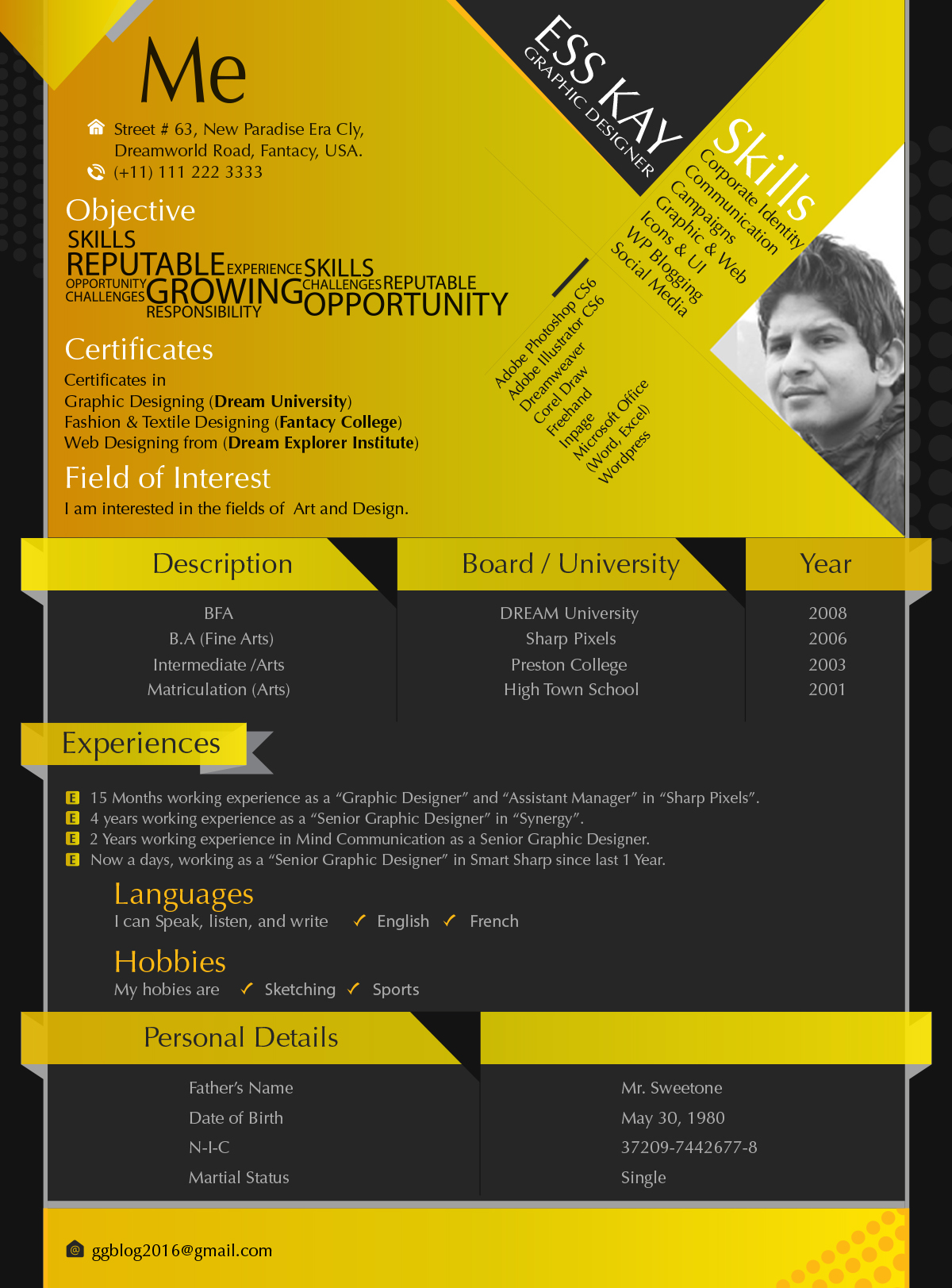 modern-resume-template-design-for-graphic-designers-ai
