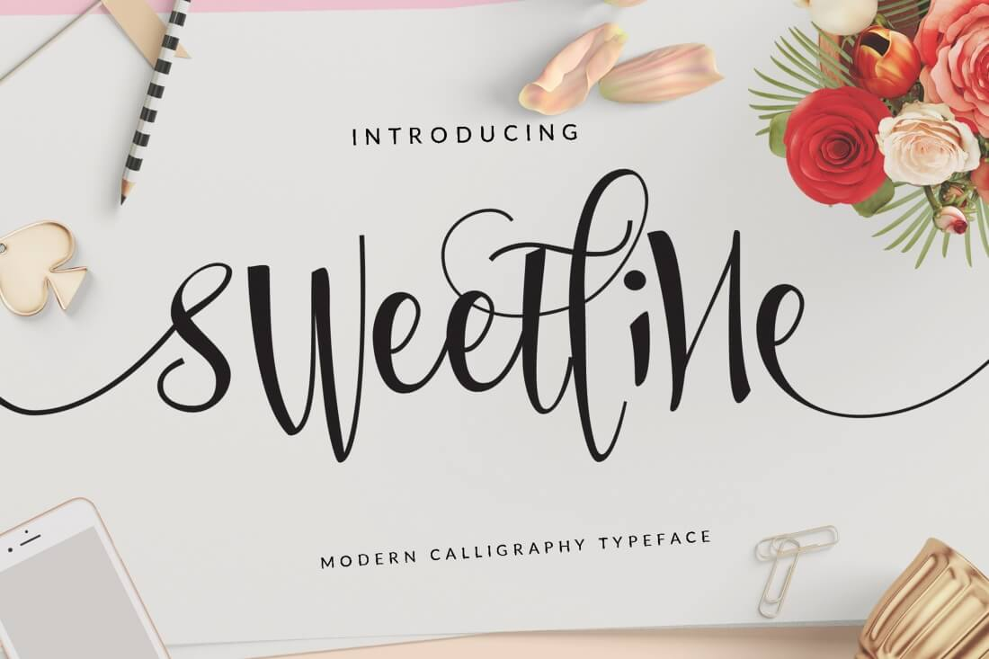 Superb script calligraphy fonts for graphic artists