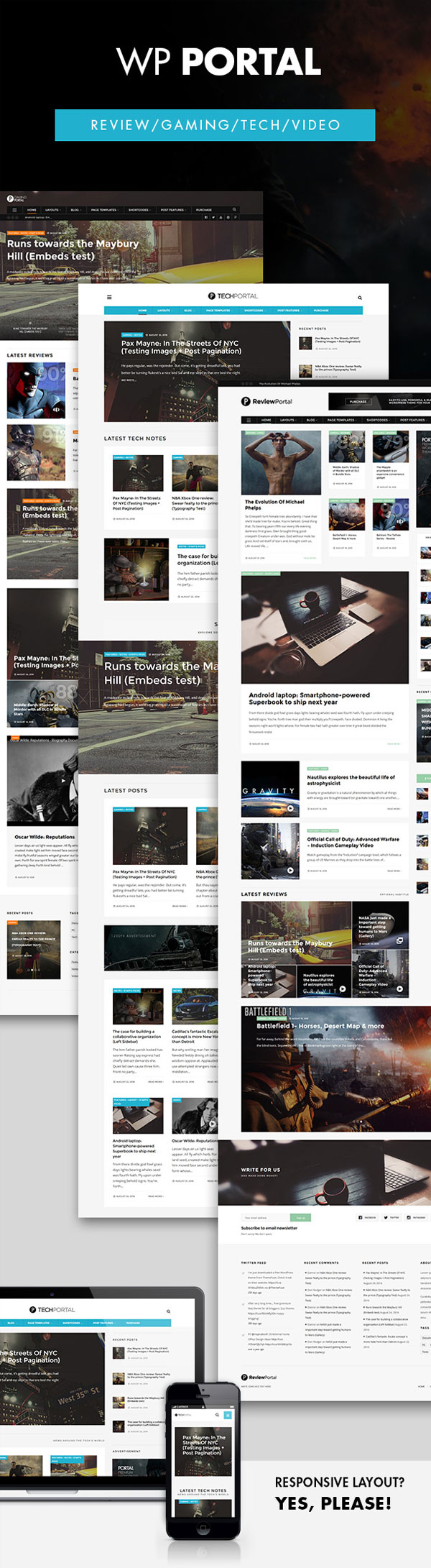 wp-portal-gaming-technology-viral-blog-magazine-wordpress-theme