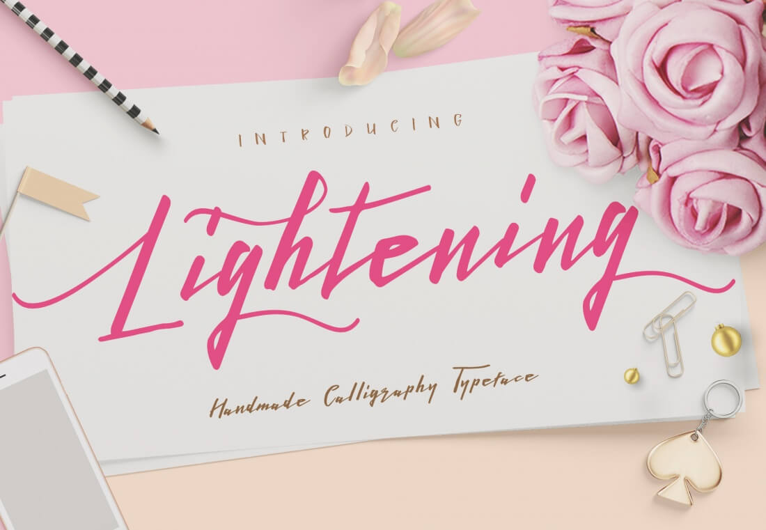 wavy-modern-classic-lightening-calligraphy-font