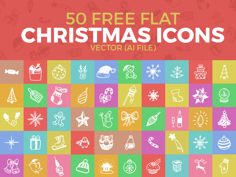 50-free-flat-christmas-icons-vector-ai-file-1