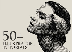 50+ Newest Illustrator Tutorials For Graphic Designers to Learn in 2017