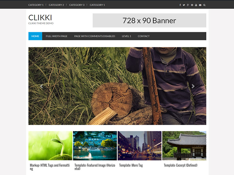 clikki-clean-bright-magazine-wordpress-theme-2017