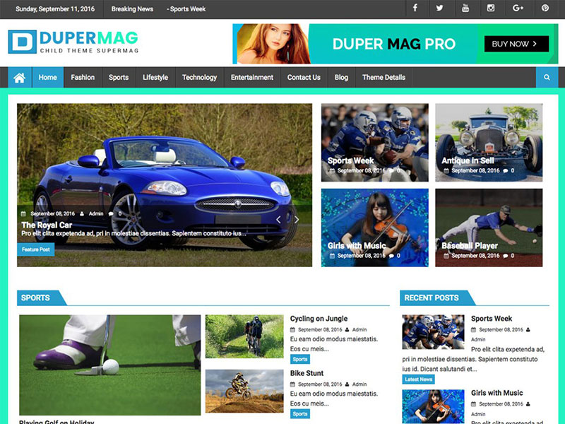 dupermag-a-perfect-magazine-blog-reviews-personal-wordpress-theme-2017