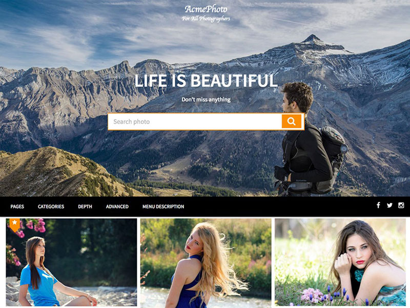 free-acmephoto-a-perfect-creative-portfolio-photography-wordpress-theme-2017