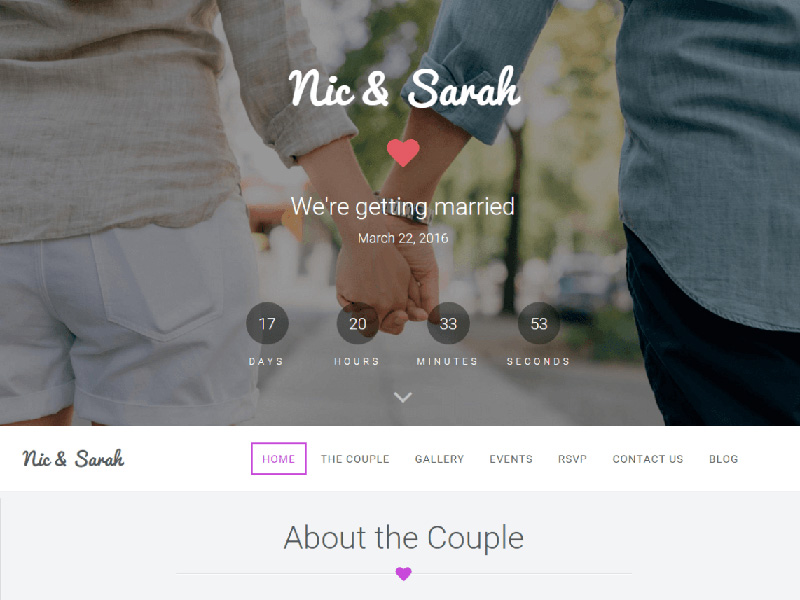 free-together-engagement-personal-wedding-wordpress-theme-2017