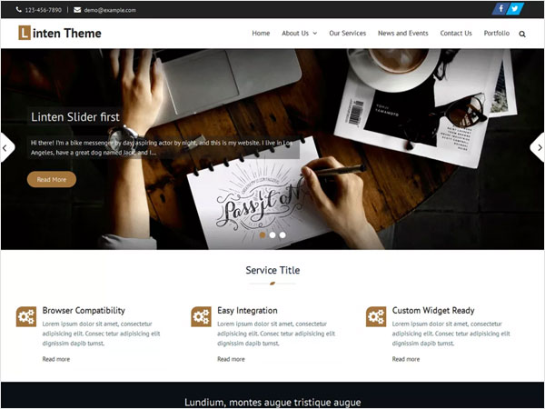 linten-a-very-modern-and-interactive-business-wordpress-theme