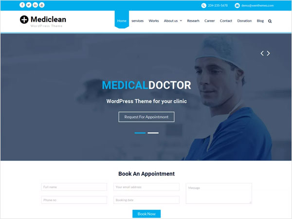 mediclean-a-clean-but-aesthetic-simple-but-appealing-wordpress-theme-created-for-medical-or-health-related-websites