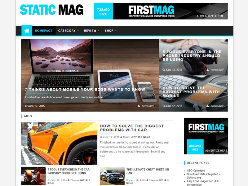 static-mag-magazine-blog-wordpress-theme