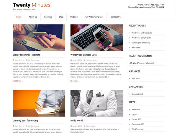 twenty-minutes-a-beautifull-free-wordpress-popular-theme