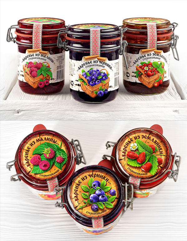 Creative-Artistic-Jam-Bottle-Packaging-Design