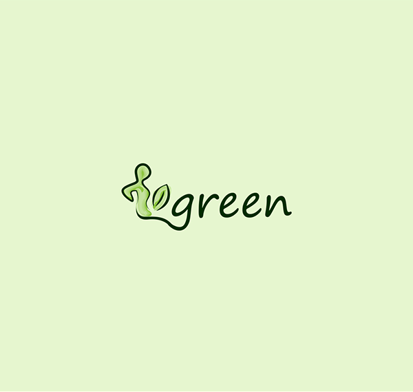 Green-Organic-Smoothie-Bar-Creative-Logo-Design