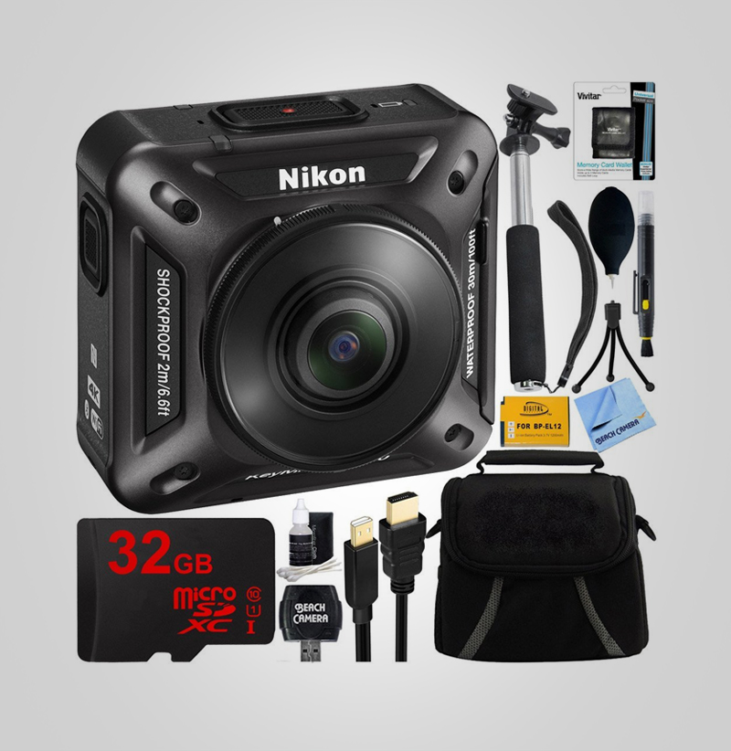 Nikon-KeyMission-3D-4K-Ultra-HD-Action-Camera